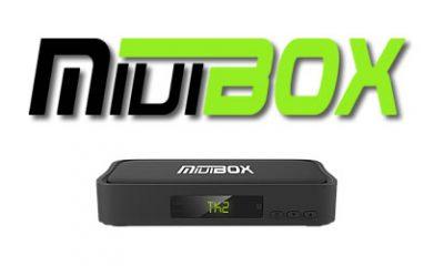 ATUALIZAÇÃO RECEPTOR MIUIBOX TK 2 HD - VERSÃO : 1.30 - 18/04/2016.