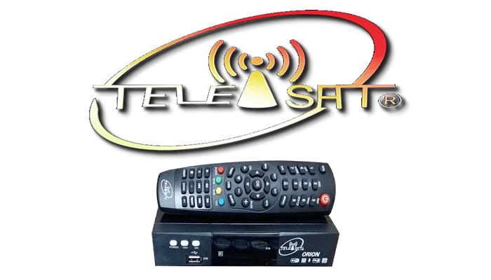 DISPONIVEL ATUALIZAÇÃO RECEPTOR TELEISAT ORION HD - 06/04/2016.