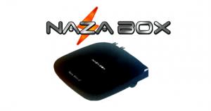 Atualização nazabox new mini C v.07.12 - 15 Julho 2017
