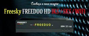 FREESKY FREEDUO HD,