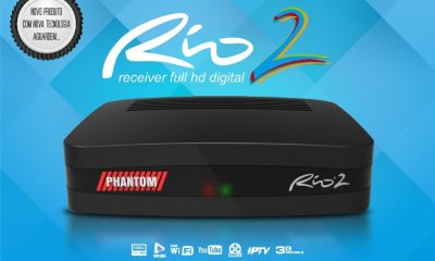 Phantom Rio 2 Nova Atualização v.1.51 - 22 outubro 2018