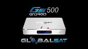 Nova atualização atiradora 58w Globalsat gs 500 e gs 500 plus - 06/05/2017