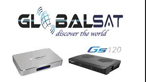 ATUALIZAÇÃO GLOBALSAT GS120 HD - 24/07/2016