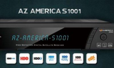 Atualizar seu Azamerica s1001 - Ajuda do Azamericasat
