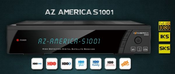 Resultado de imagem para AZAMERICA S1001