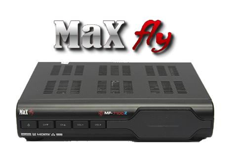 Atualização maxfly 7100z v.2.41 - junho 2017