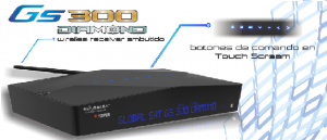 Atualização Globalsat GS300 diamond v.4.10 - 12 Julho 2017