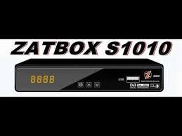 Zatbox S1010 nova atualização abrindo sks 58w - 04/05/2017