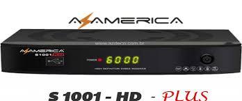 azamerica s1001 plus nova atualização v.1.09.18159 - maio 2017