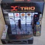 Freesatelitalhd x1 Trio nova atualização abrindo satélite 58w - 20/07/2016
