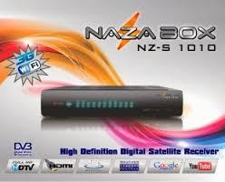 ATUALIZAÇÃO NAZABOX NZS 1010 HD