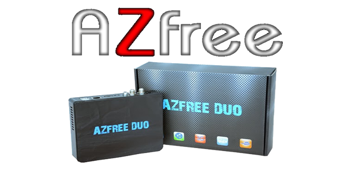 Atualização Azfree Duo