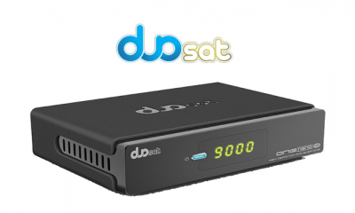 Duosat One Nano HD Ultima Atualização v.44 - 26/09/2018