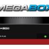 Atualização Megabox MG3 Plus cabo v.257 - Novembro 2016