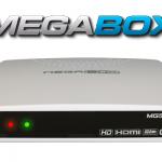 NOVA ATUALIZAÇÃO MEGABOX MG5 HD PLUS V.1.64 - 02/05/2018
