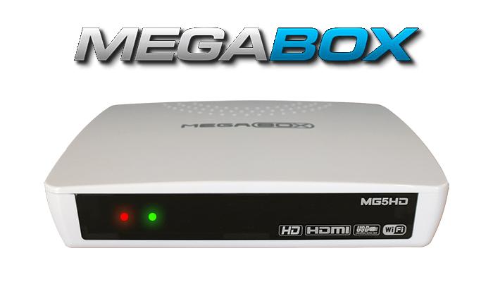 ATENÇÃO NOVA ATUALIZAÇÃO MEGABOX MG5 HD PLUS -10/08/2018