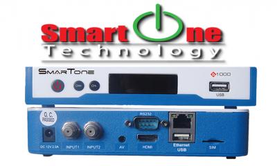 Atualização Smartone G1000