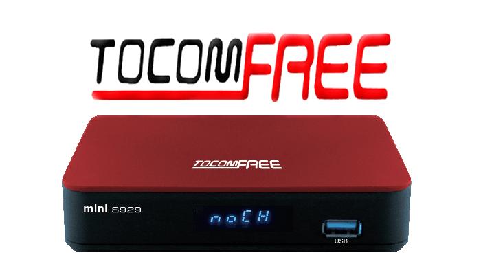 Novas atualizações Tocomfree S989 ACM, Tocomfree S929 ACM disponível - 30/04/2017