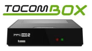 ATUALIZAÇÃO TOCOMBOX PFC HD 2 V.1.039 - 2018