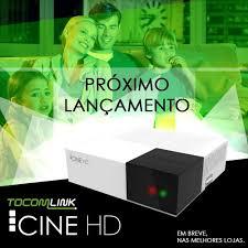 ULTIMA ATUALIZAÇÃO TOCOMLINK CINE HD - FEVEREIRO 2018