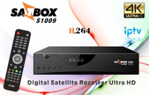 Atualização Satbox s1009 v.1.2080 - 107w adicionado - 19/07/2017