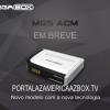 ATENÇÃO NOVA ATUALIZAÇÃO MEGABOX MG5 ACM - 10/08/2018