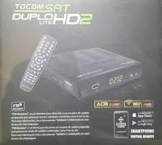 TOCOMSAT DUPLO LITE HD 2 COM 16 CANAIS HDS ON V.1.11 - 2017