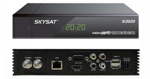 Atualização Skysat s2020 v.1.2031 - 29 junho 2017