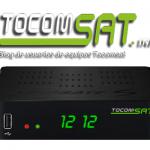 Tocomsat combate S HD v.1.34 atualização - 2017
