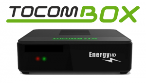 Tocombox Energy HD Última atualização v.1.053 - 30/09/2018