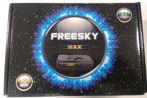 # ATUALIZAÇÃO FREESKY MAX STAR V.1.11 - 24 OUTUBRO 2017