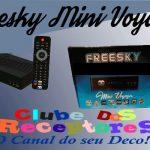 atualizaçao freesky mini voyager