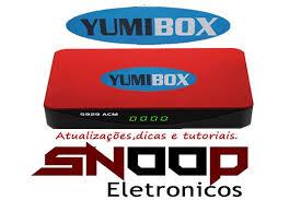 Atualização Tocomfree Yumibox S989 v.1.11 Sat CCCm e ACM hd - 25/03/2017