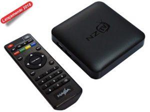 Atualização Nazabox NZTV box v.202.460 - 26 Julho 2017