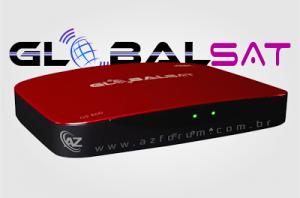 Atualização Globalsat Gs 600 v.002.248 - junho 19/06/2017
