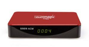 Atualização TocomMagic s929 Acm v.1.22 adicionado 87.2w - 29/06/2017