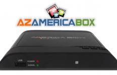 ATUALIZAÇÃO AMERICA BOX S105 + ACM