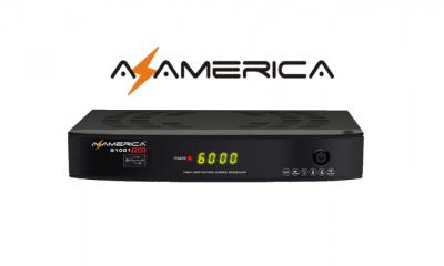 ATUALIZAÇÃO AZAMERICA S1001 PLUS V.1.09.18294 - 10/08/2017