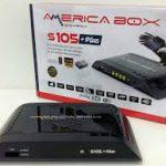 Atualização Americabox s105 plus v.1.04 - junho 2017