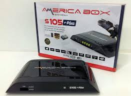 Americabox S105 HD + Plus Última Atualização v.1.18 - 02/10/2018