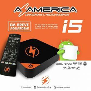 Azamerica I5 Ultima Atualização - 26/09/2018