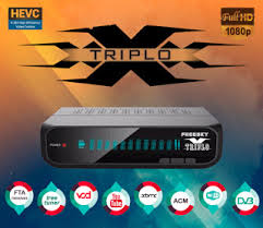 Freesky Triplo X Nova Atualização V20024 – 01/11/2018