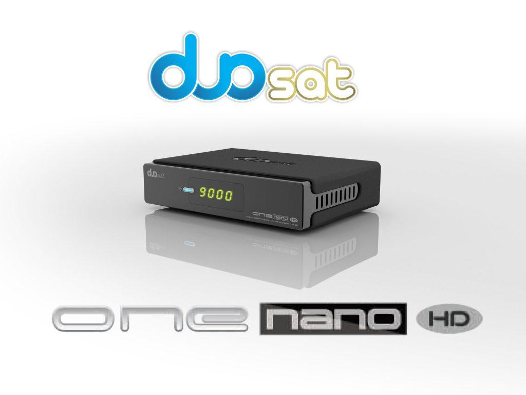 Duosat One Nano HD Nova Atualização V5.4 – 12/12/2019