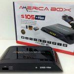ATUALIZAÇÃO AMERICABOX S105 + PLUS V1.13 - 30/01/2018