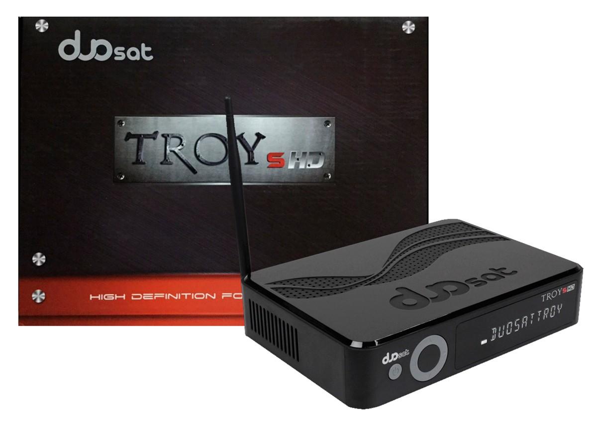 Nova atualização Duosat Troy S v147 – 10/10/2018