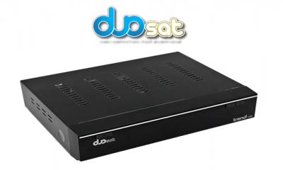 Duosat Trend HD Ultima Atualização v.1.85 - 26/09/2018