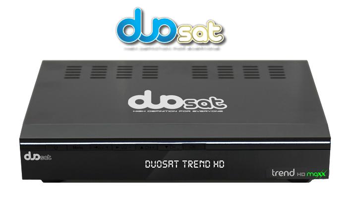 BAIXAR ATUALIZAÇÃO DUOSAT TREND HD MAXX V.1.80 - 2018