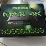 BAIXAR ATUALIZAÇÃO FREESKY MAX 4K V.3.13 - 04/04/2018