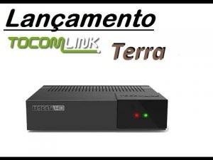 Tocomlink Terra Hd E Hd Plus Nova atualização v.2.020 - 22/10/2018