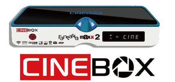 Cinebox Fantasia Maxx 2 nova Atualização - 29 outubro 2018